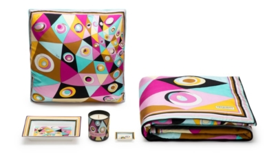 Emilio Pucci Home Decor: Objects, la nuova esclusiva collezione