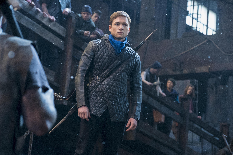 Robin Hood l'origine della leggenda 2018