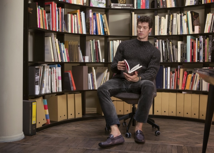 Tod's Roberto Bolle 2018: il video Italian Journey