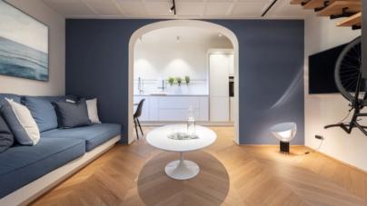 Appartamento di design Firenze: comfort e funzionalità in spazi minimi