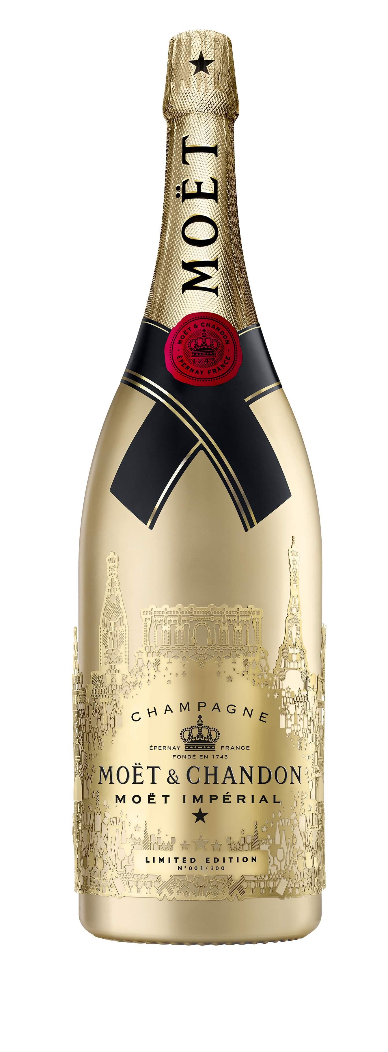 Brindisi Champagne Capodanno 2019