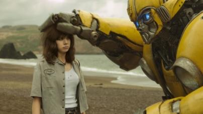 Bumblebee film 2018 trailer: il prequel ricco di adrenalina, avventura e cuore