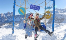 Ciroc Vodka Moschino Cortina: il party in alta quota