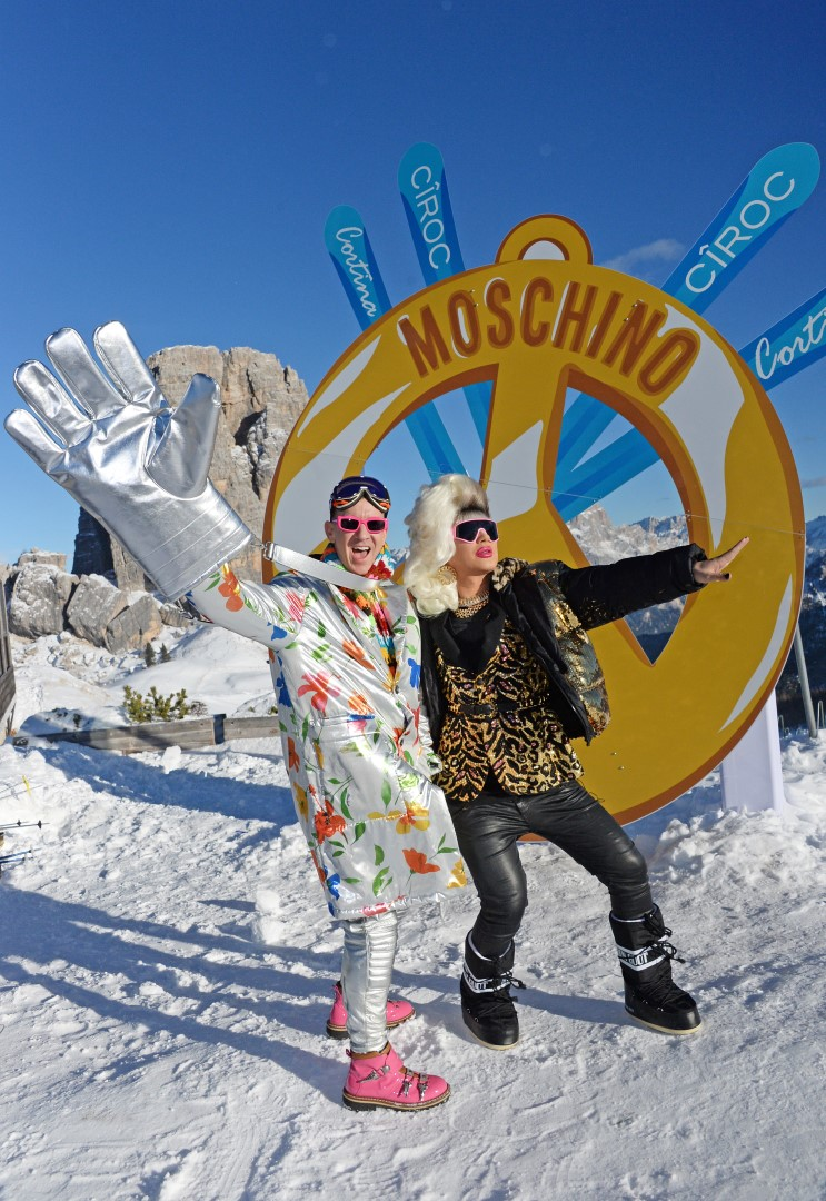 Ciroc Vodka Moschino Cortina