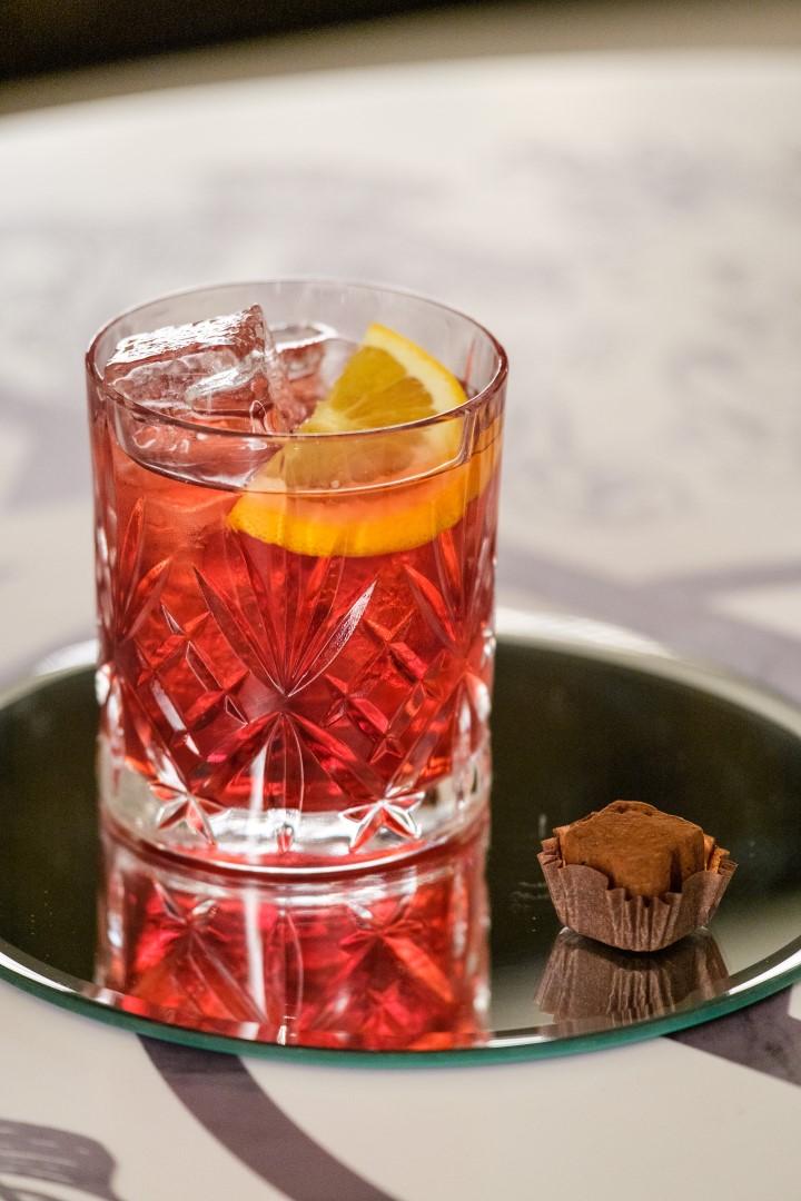 Cocktail Negroni storia 100 anni