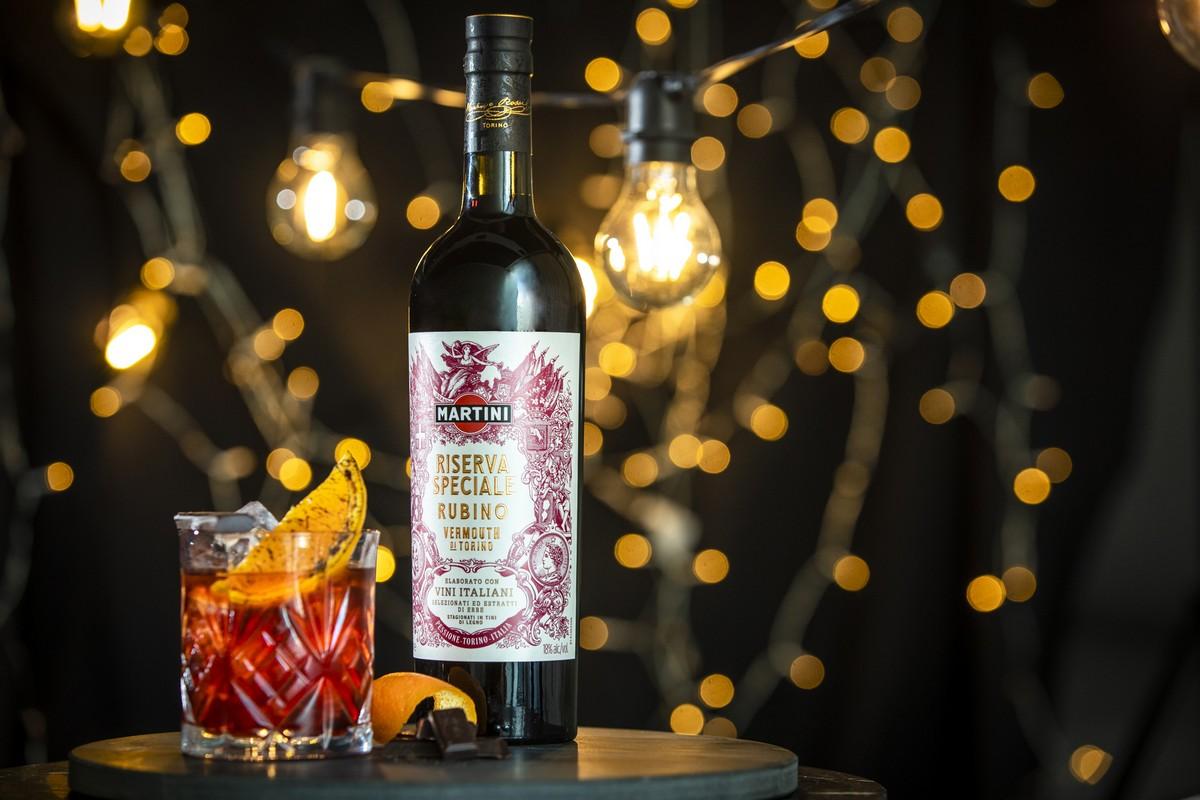 Cocktail aperitivo Natale 2018