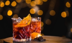 Cocktail aperitivo Natale 2018: il Chocolate Martini Negroni