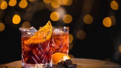 Cocktail aperitivo Natale 2018: il Chocolate Martini Negroni