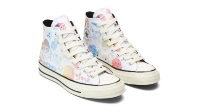 Converse Artist Series Foot Locker: le sneakers dallo stile underground e street