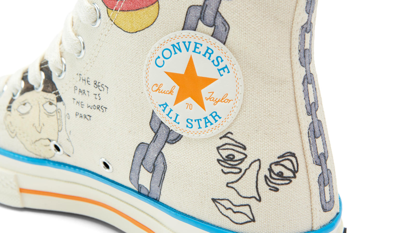 Converse Artist Series Foot Locker