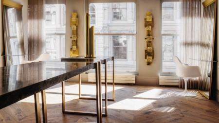 David Mallett New York: il primo salone negli Stati Uniti