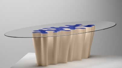 Design Miami 2018 Louis Vuitton: il nuovo tavolo Anemona di Atelier Biagetti
