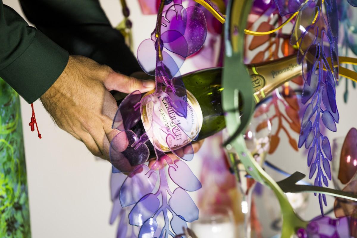 Design Miami 2018 Perrier Jouet