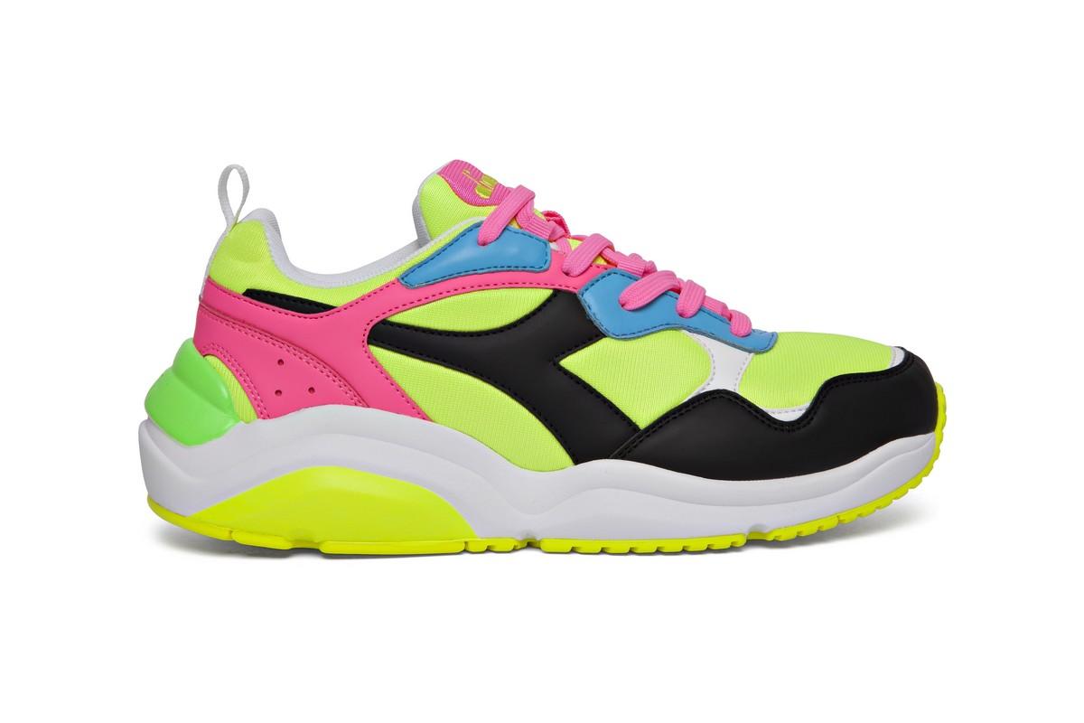 Diadora scarpe Fluo Pack 2018