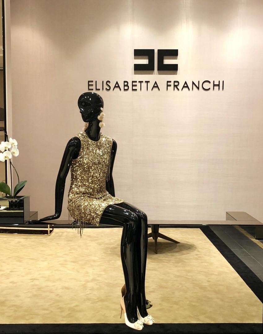 Elisabetta Franchi boutique Bucarest
