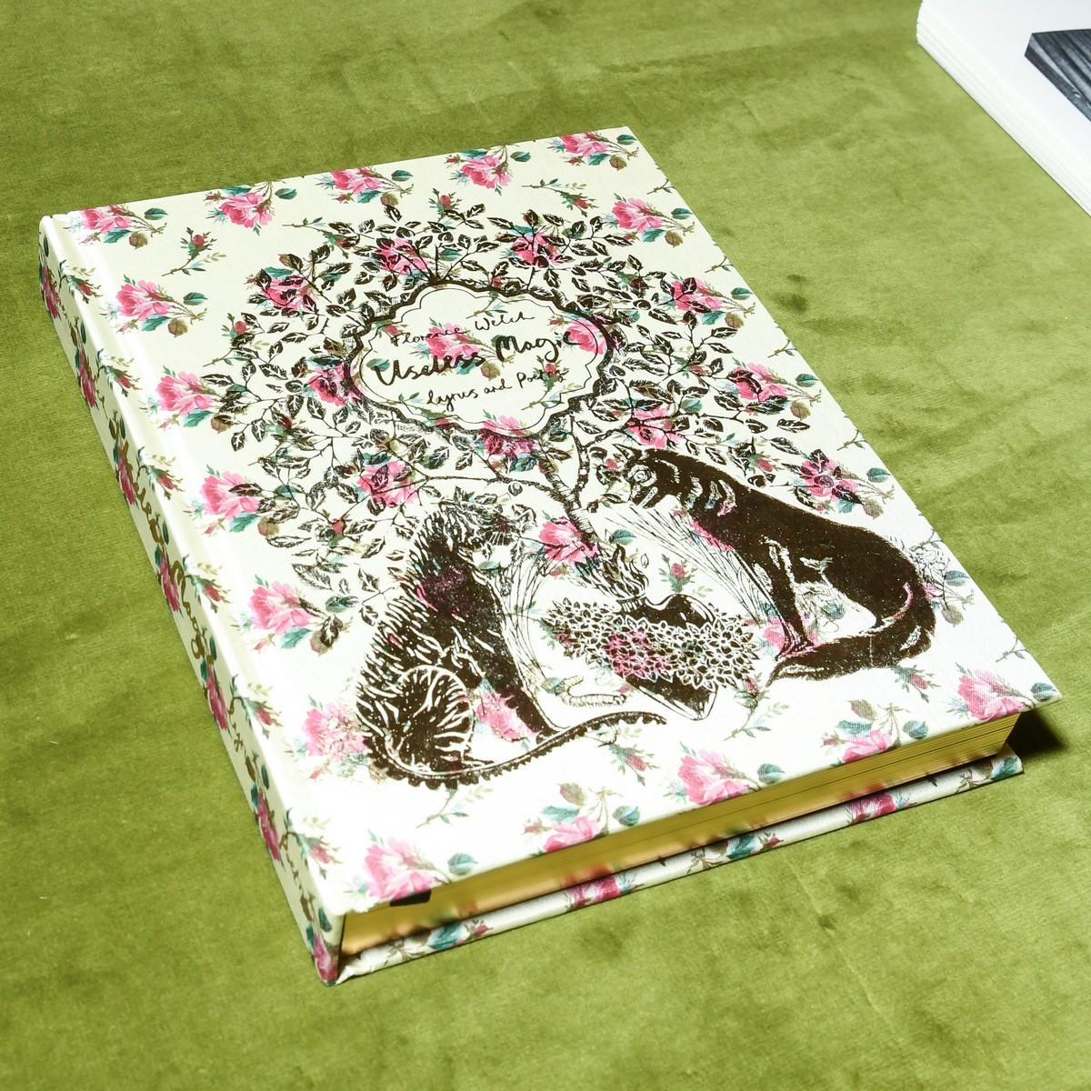 Florence Welch Useless Magic libro