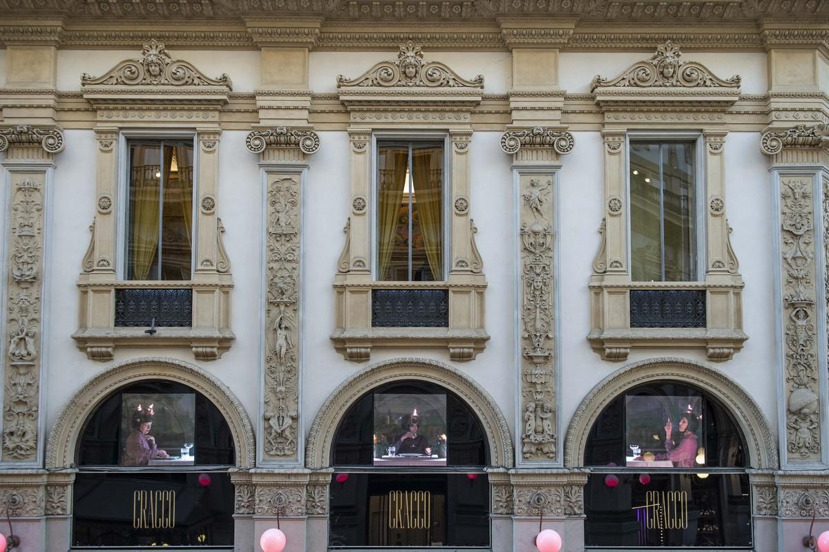 Galleria Cracco arte contemporanea 2018