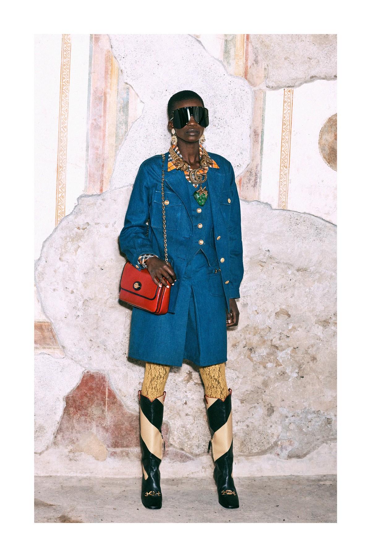 Gucci Pre Fall 2019