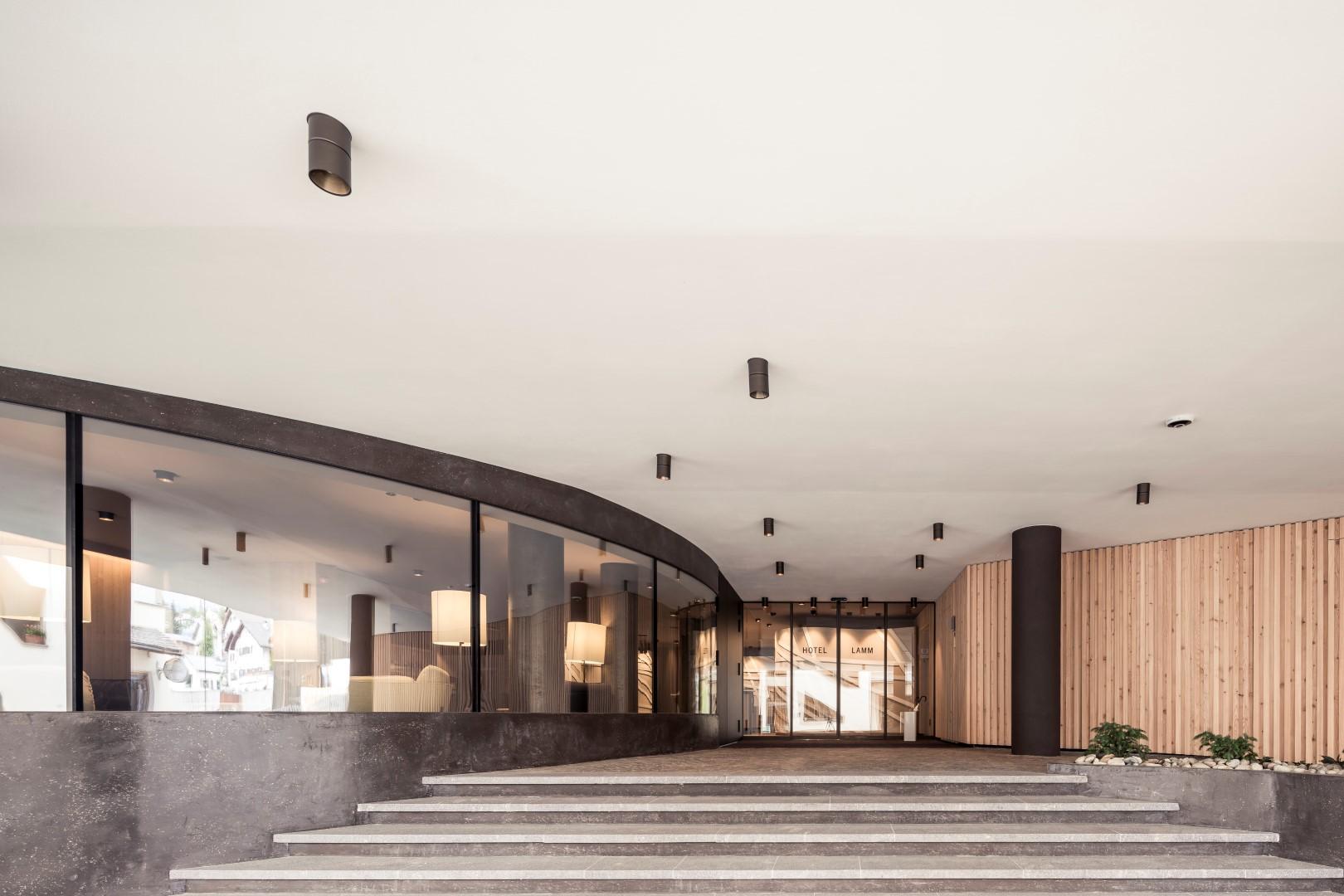 Hotel Lamm Castelrotto Alto Adige