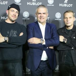 Hublot Loves Art Miami 2018: la tavola rotonda con l'artista Shepard Fairey