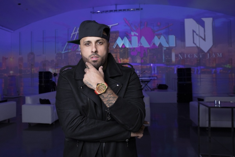 Hublot Nicky Jam orologi 2018: svelato il Big Bang Meca-10 Nicky Jam