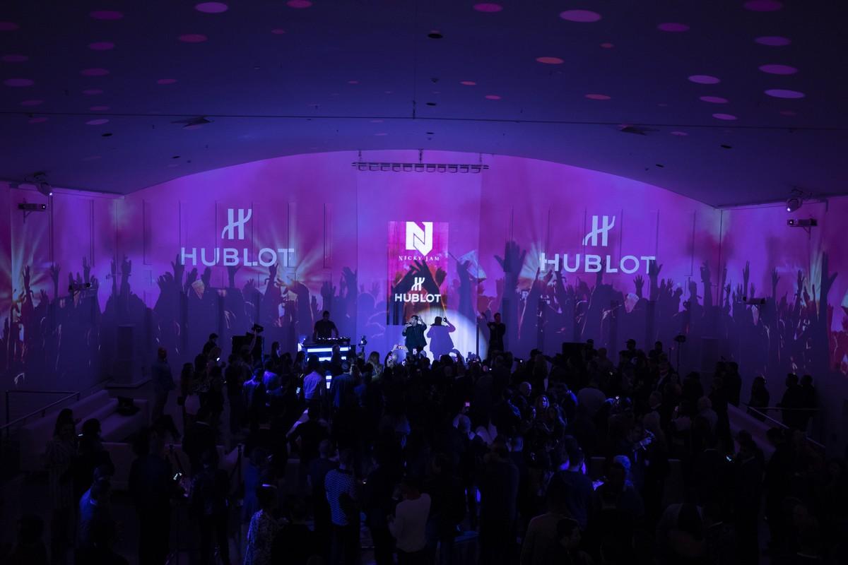Hublot Nicky Jam orologi 2018