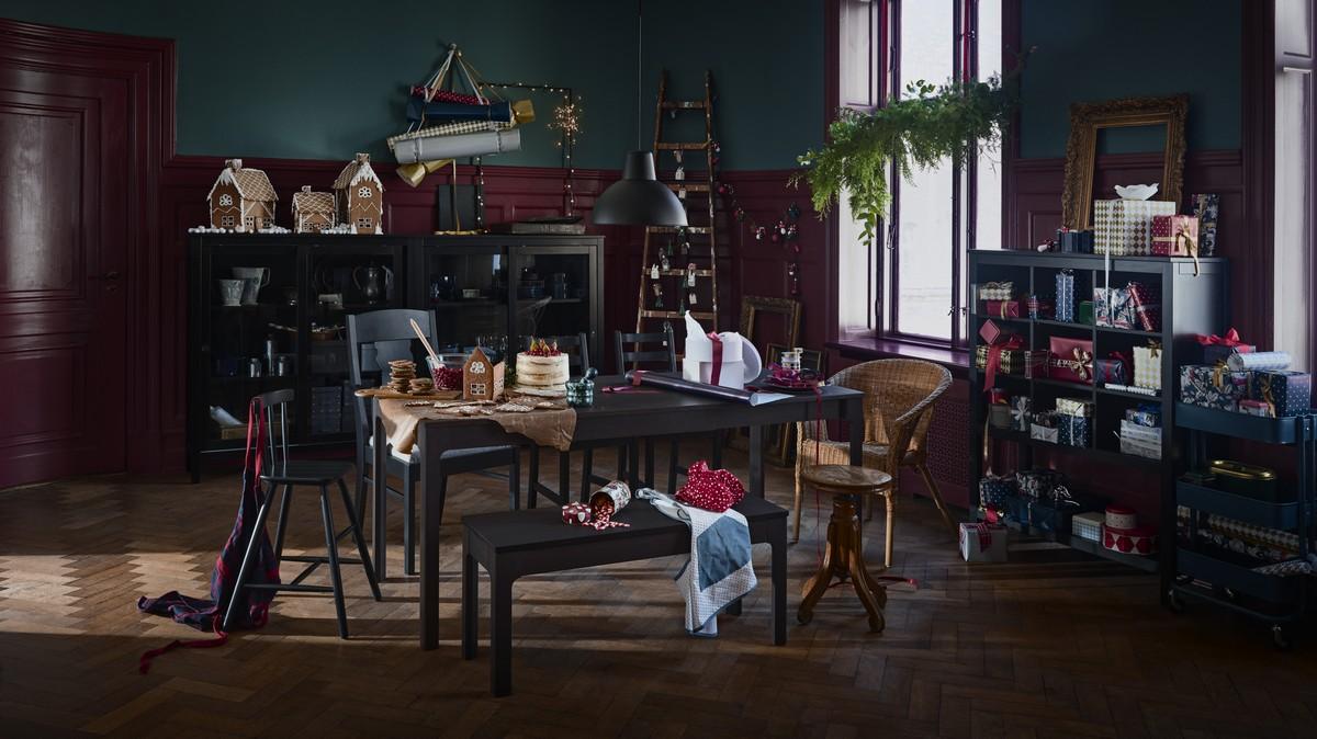 Ikea catalogo Natale 2018