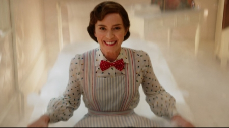 Il Ritorno di Mary Poppins recensioni: lo speciale costumi di scena