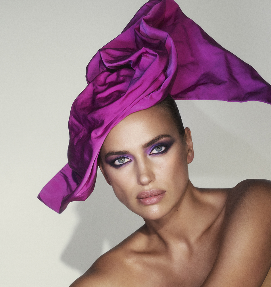 Marc Jacobs Beauty Irina Shayk