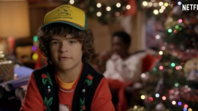 Netflix Stranger Things Natale 2018: il video per celebrare le festività