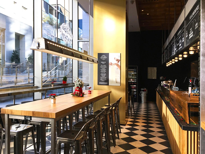 Nuovo Bistrot Glorious Café Milano