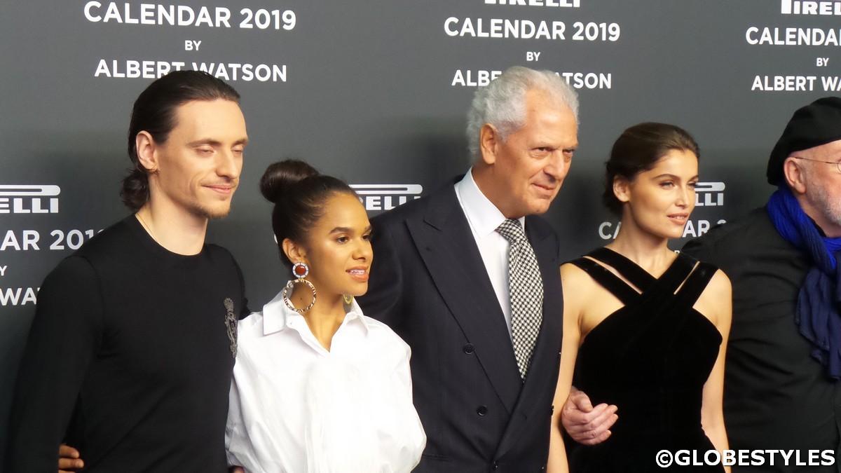 Nuovo Calendario Pirelli 2019.Nuovo Calendario Pirelli 2019 Foto Video Gigi Hadid