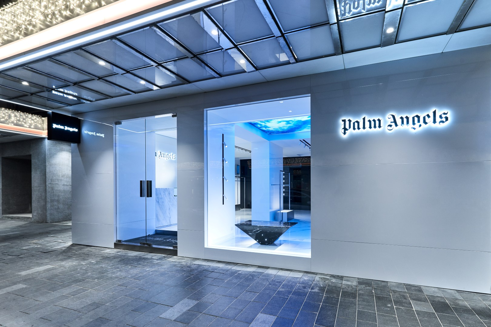 Palm Angels boutique Hong Kong