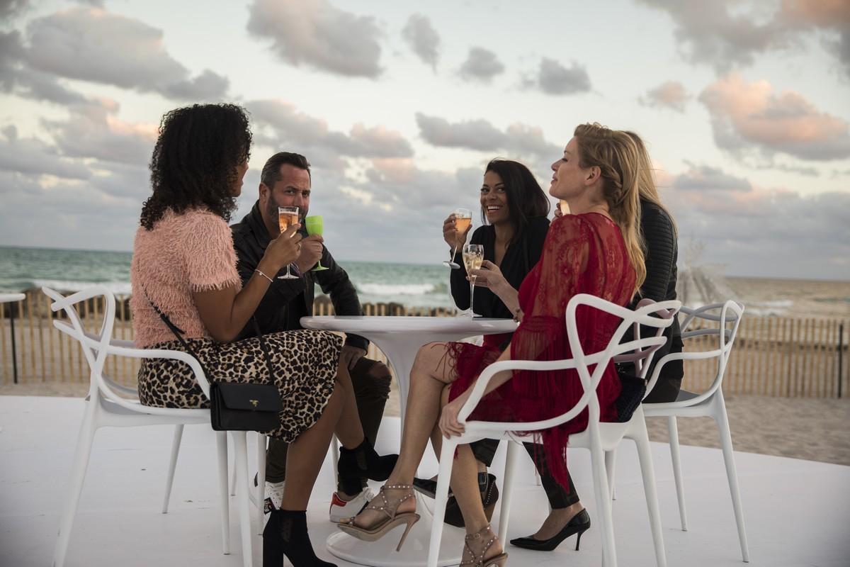 Perrier Jouet Eden Miami 2018