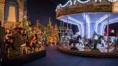 QC Terme Milano Natale 2018: il party ispirato alla favola dello Schiaccianoci
