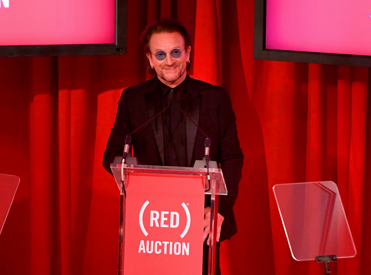 Red Auction Art Basel Miami 2018