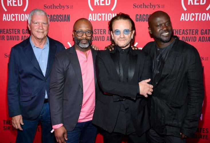 Red Auction Art Basel Miami 2018: l'evento con Bono e Naomi Campbell