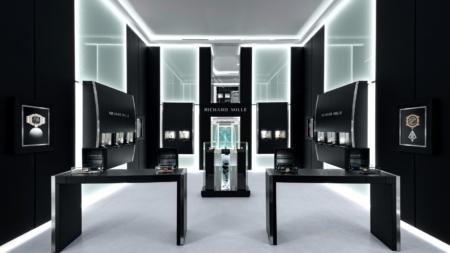 Richard Mille boutique Mosca: aperto il flagship store in Stoleshnikov Lane