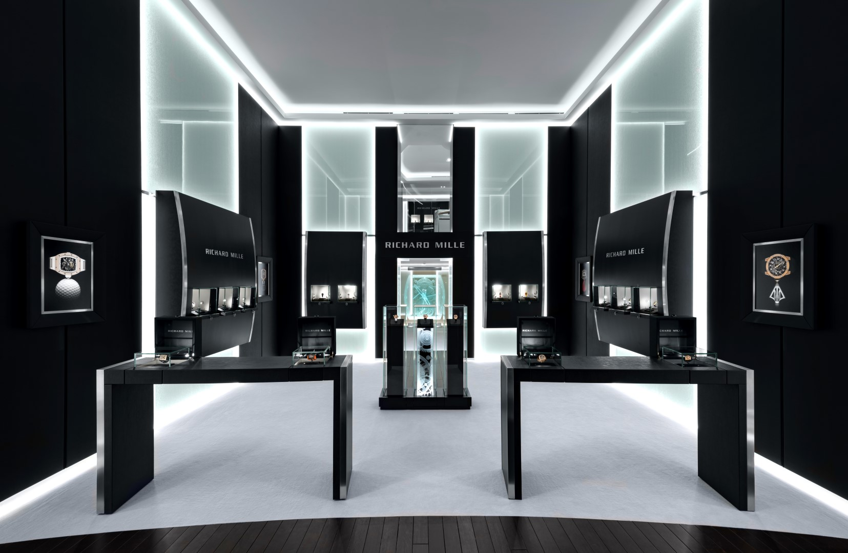 Richard Mille boutique Mosca