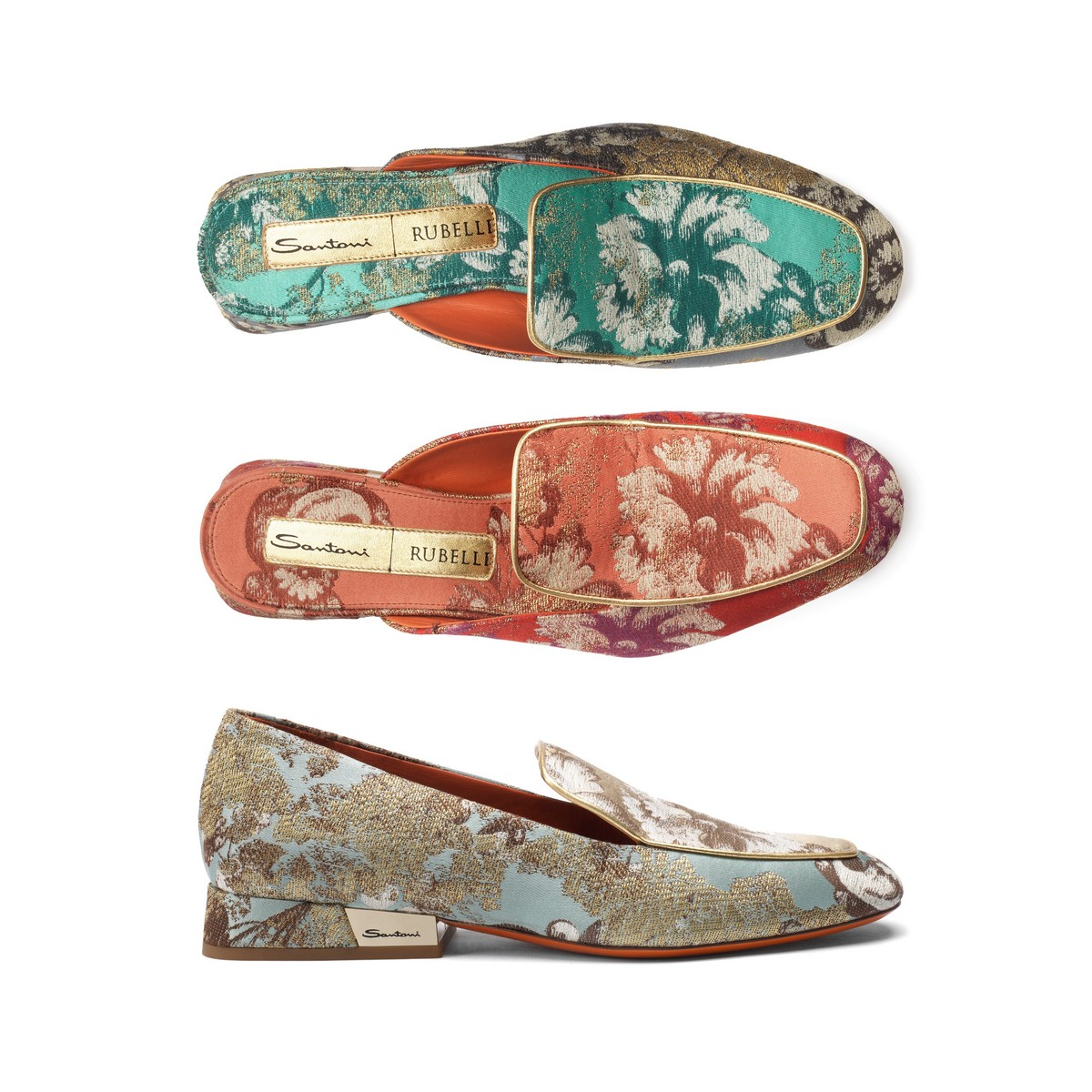 Santoni Rubelli scarpe 2019