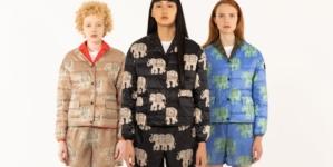 Tendenze moda estate 2019 OOF: una poesia di tessuti e fantasie