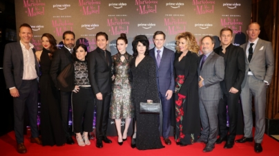 The Marvelous Mrs. Maisel stagione 2: la premiere a Milano con tutto il cast