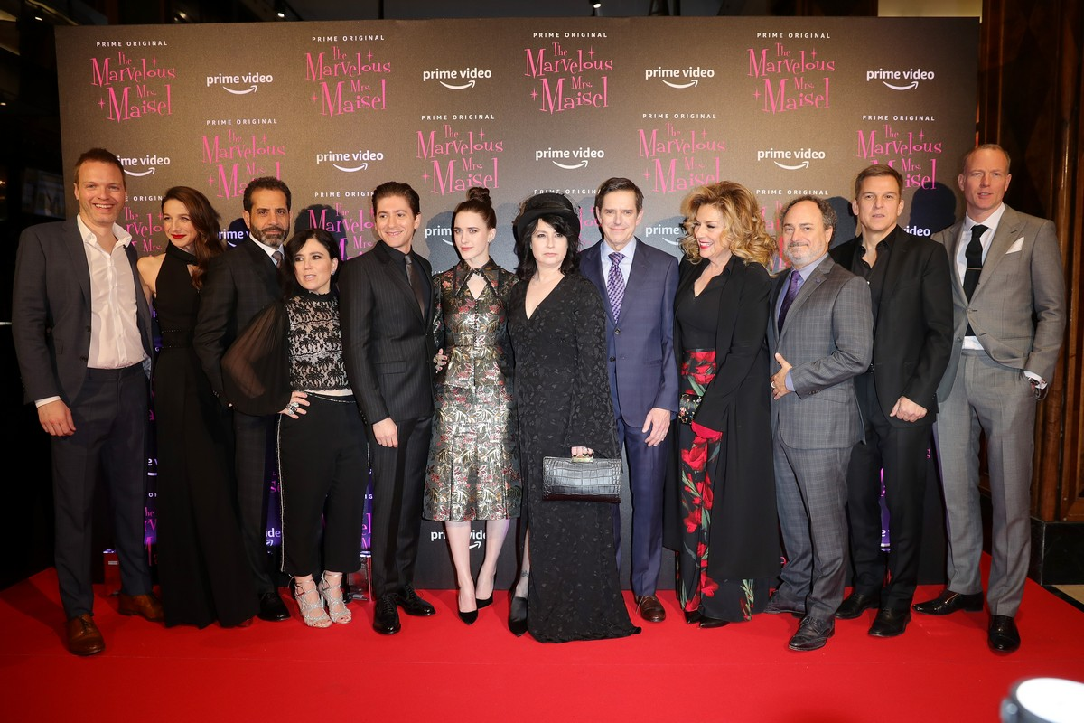 The Marvelous Mrs. Maisel stagione 2