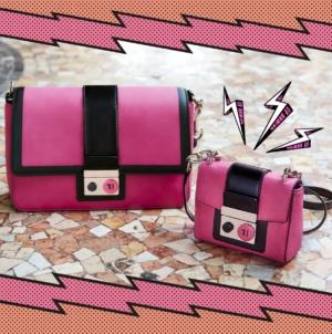 Trussardi Jeans borsa DreamBox: la nuova it bag, la campagna con Aurora Ramazzotti