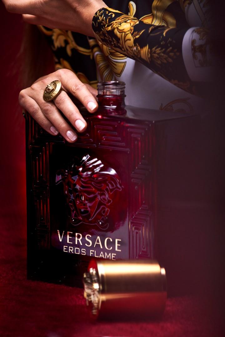 Versace Eros Flame uomo