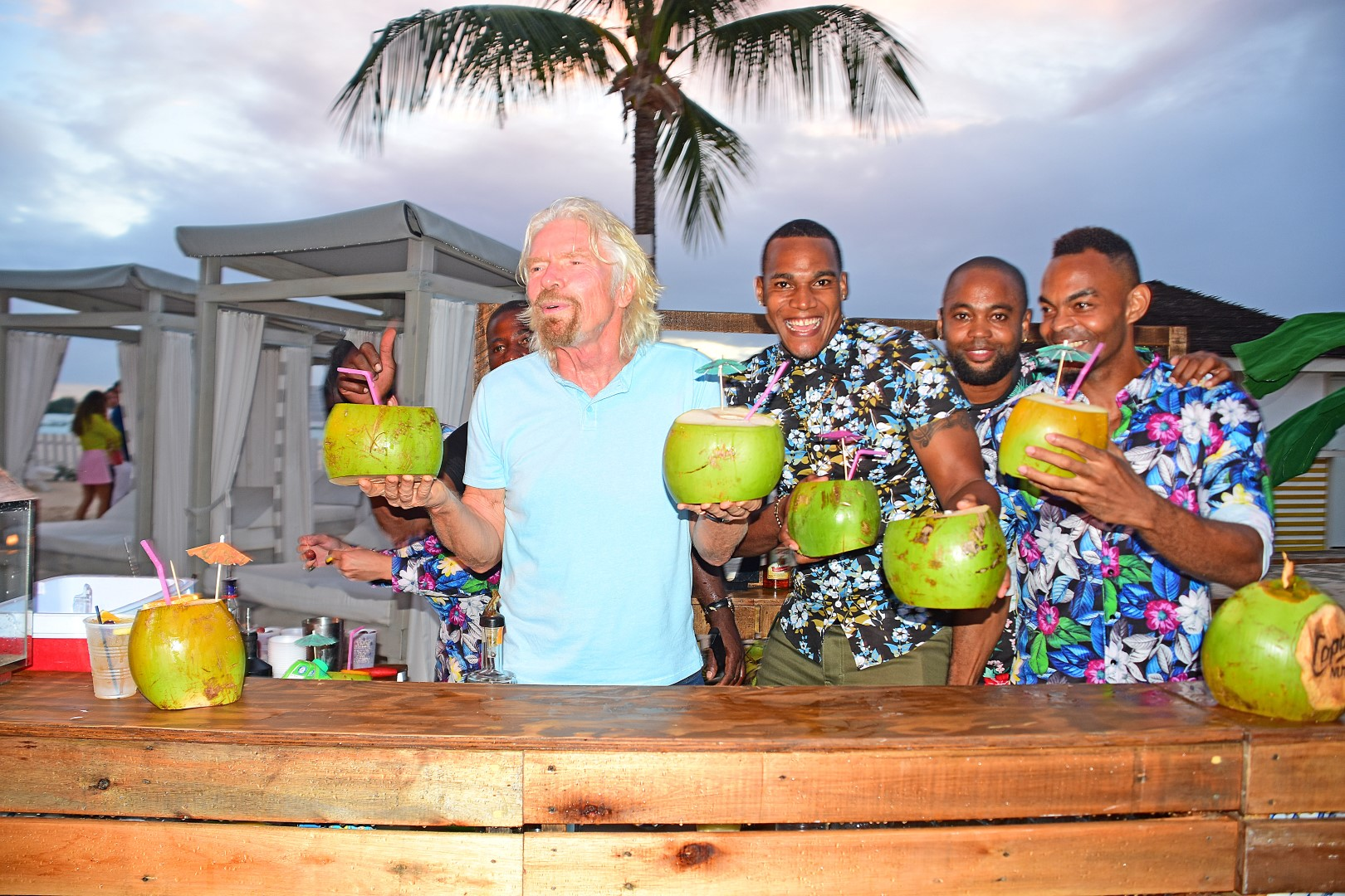 Virgin Holidays Departure Beach Barbados