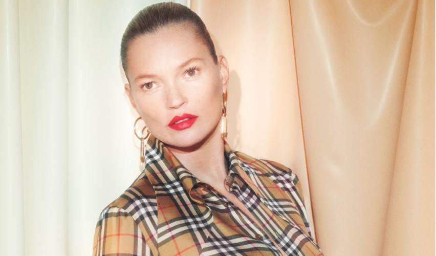 Vivienne Westwood Burberry collaborazione: le immagini della campagna con Kate Moss