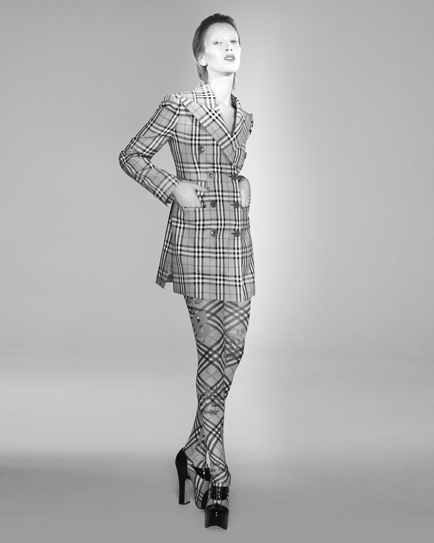 Vivienne Westwood Burberry collaborazione