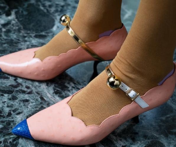 Marni scarpe Resort 2019: la simpatica reinterpretazione delle Mary Jane