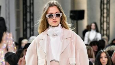 Alain Mikli Alexandre Vauthier occhiali 2019: la campagna con Christy Turlington
